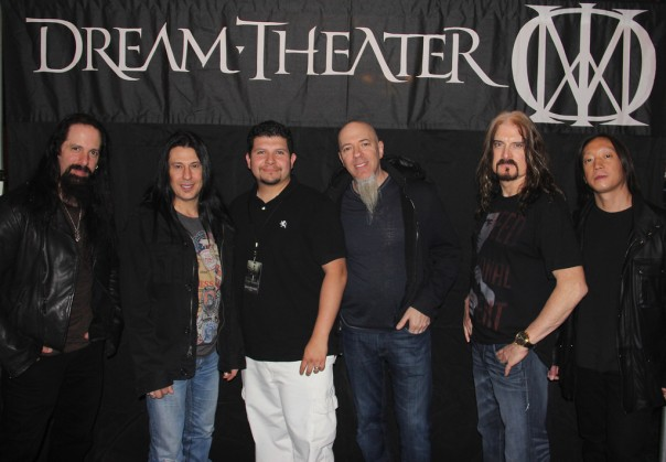Dream Theater & Dayday