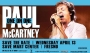 Paul McCartney @ Save Mart Center, Fresno CA 04/13/16